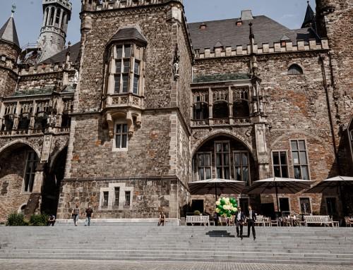 Aachen Rathaus Hochzeit